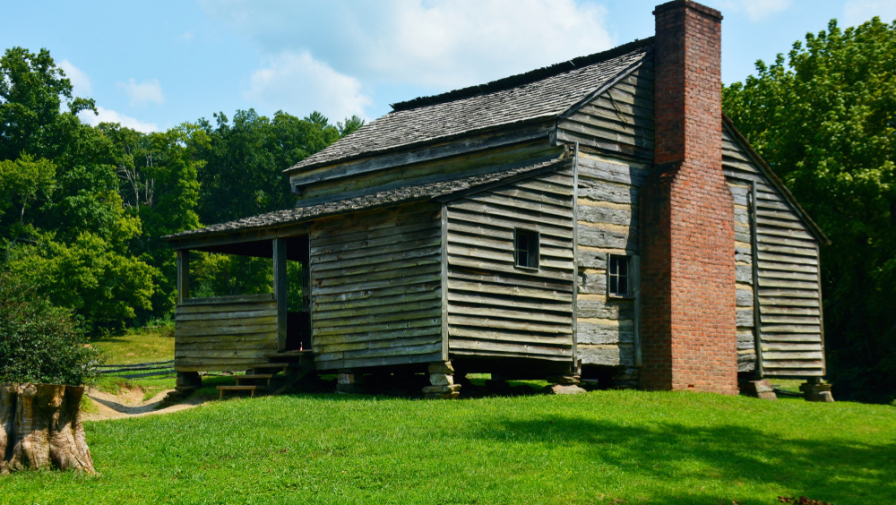 All About the History of Dan Lawson Place in Cades Cove Tennessee